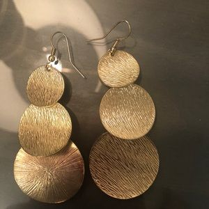 Massimo Dutti earrings